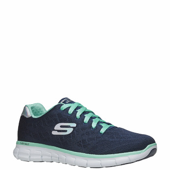 Chaussure de sport femme skecher, Violet, 509-9659 - 13