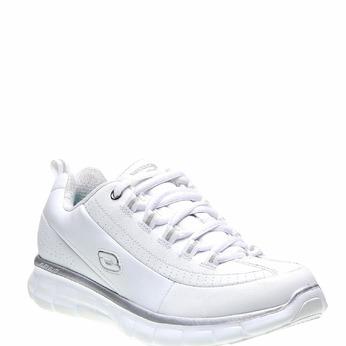 Chaussure de sport skecher, Blanc, 504-1323 - 13