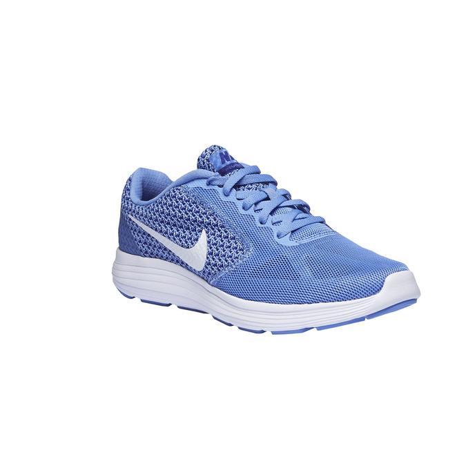 Chaussure de sport femme nike, Bleu, 509-9220 - 13