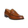 Penny Loafers en cuir pour homme bata-the-shoemaker, Brun, 814-3160 - 13