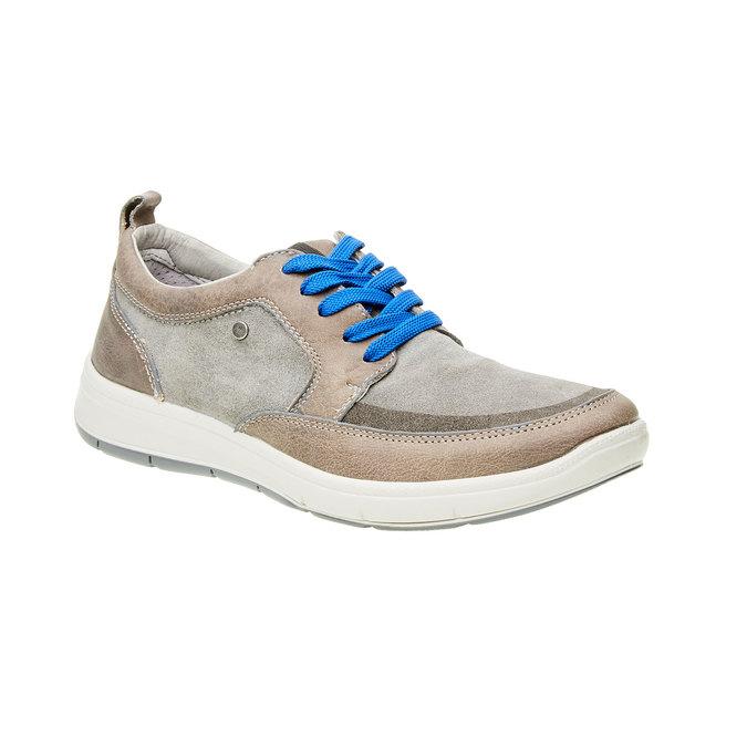 Chaussure de marche pour homme, Gris, 843-2631 - 13