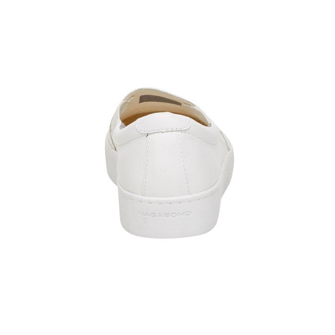Plim Soll blanche en cuir vagabond, Blanc, 514-1005 - 17