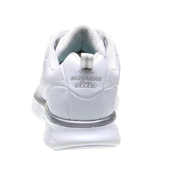 Chaussure de sport skecher, Blanc, 504-1323 - 17