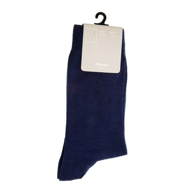 Chaussettes classiques bata, Violet, 919-9358 - 13
