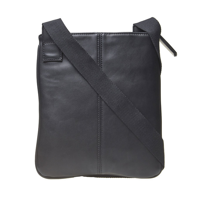 Sac Crossbody perforé bata, Noir, 961-6739 - 26