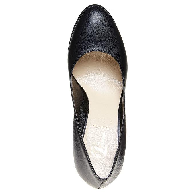 Chaussures Femme bata, Noir, 724-6477 - 19