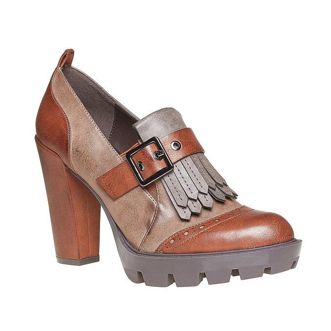 Chaussures Femme bata, Brun, 721-3211 - 13