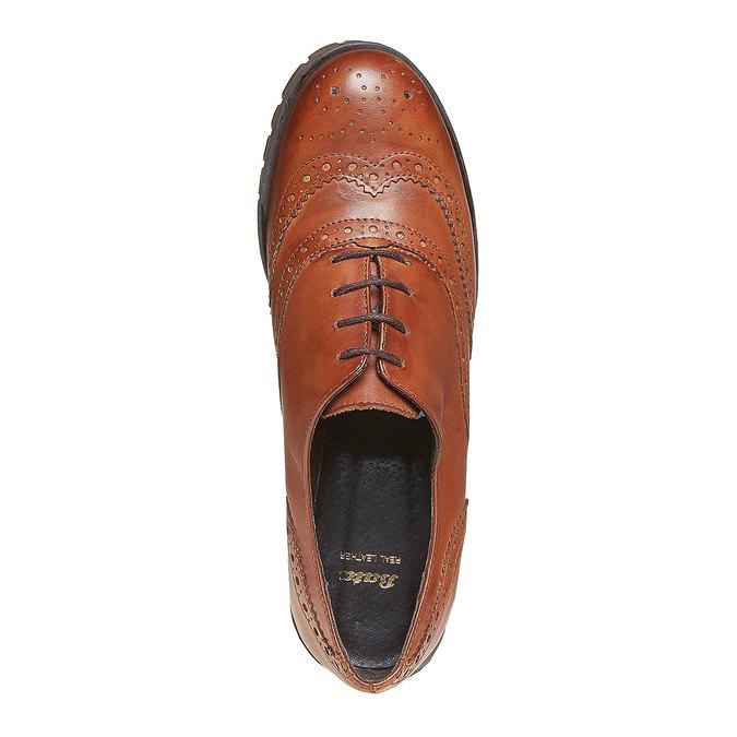 Chaussures Femme bata, Brun, 524-3165 - 19