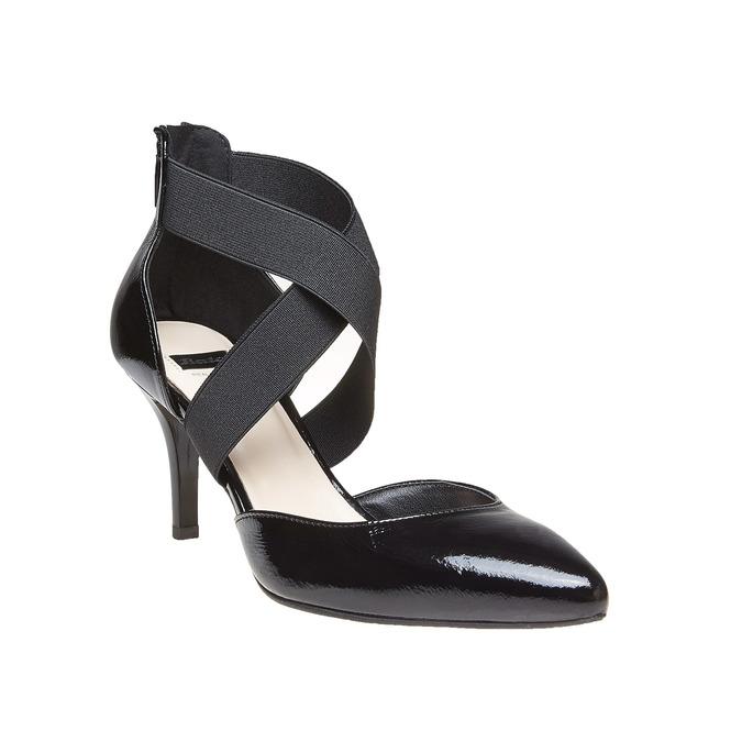 Chaussures Femme bata, Noir, 728-6369 - 13