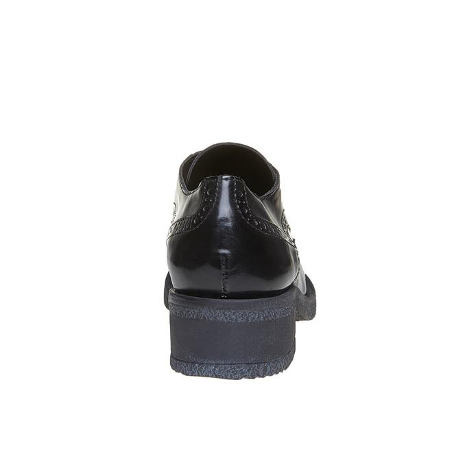 Chaussures Femme bata, Noir, 521-6325 - 17
