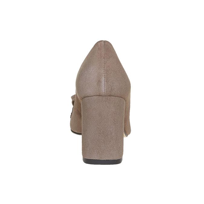 Chaussures Femme bata, Gris, 723-2381 - 17