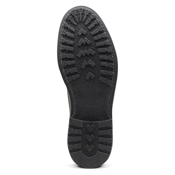 Chaussures Homme bata, Noir, 894-6522 - 17