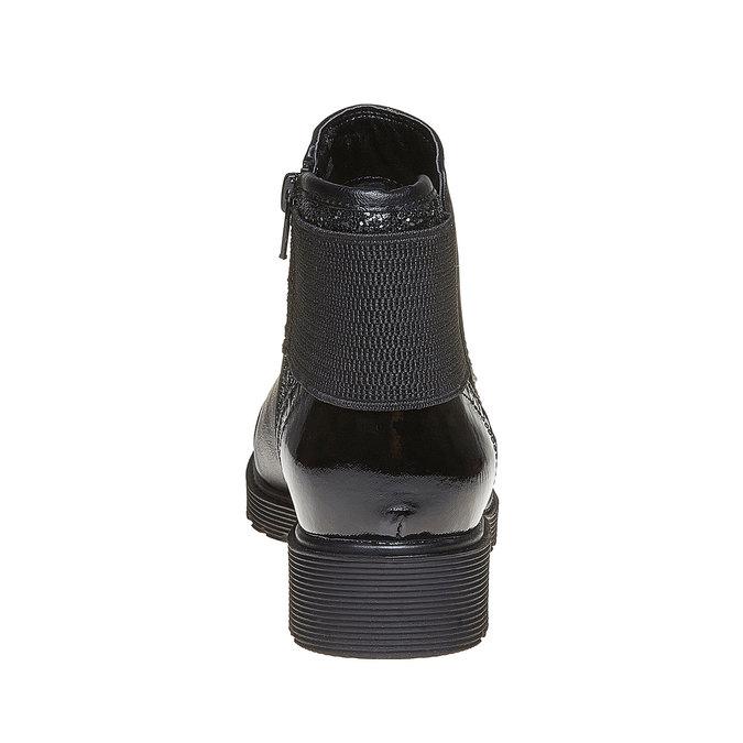 Chaussures Femme bata, Noir, 591-6539 - 17
