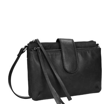 Petit sac à bandoulière bata, Noir, 969-6458 - 13