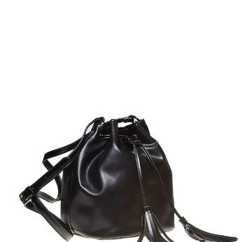 Sac à main Bucket Bag bata, Noir, 961-6884 - 13