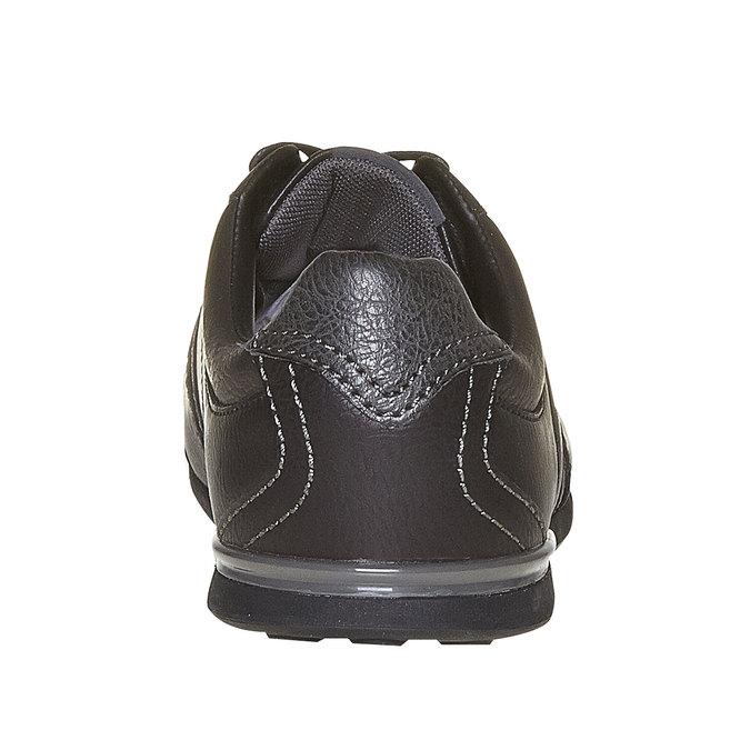 Basket stylée homme levis, Noir, 841-6210 - 17