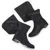 Chaussures Femme bata, Noir, 599-6515 - 19