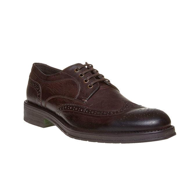Chaussures Homme bata, Brun, 824-4577 - 13