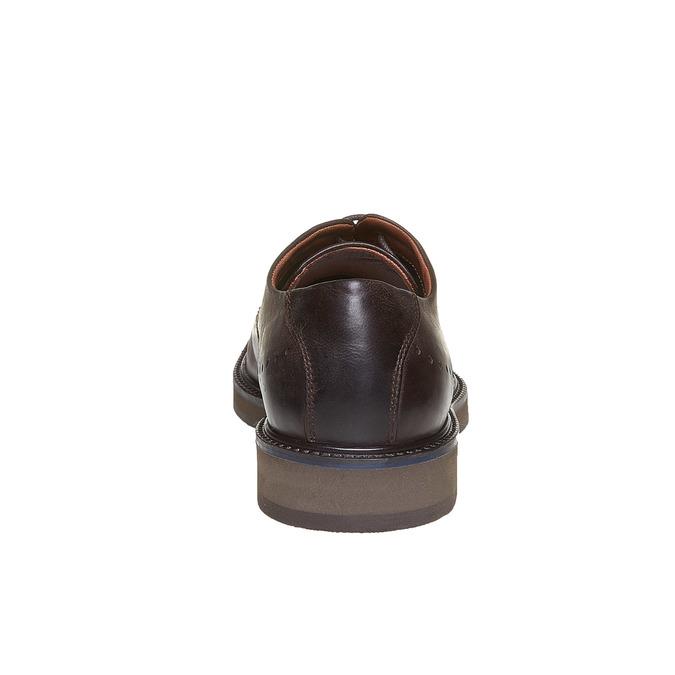 Chaussures Homme bata-light, Brun, 824-4643 - 17