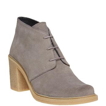 Chaussures Femme bata, Gris, 793-2484 - 13