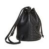 Sac à main dans le style Bucket Bag bata, Noir, 961-6853 - 17