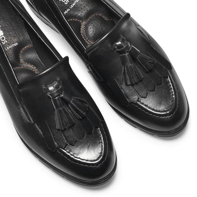Chaussures Femme sundrops, Noir, 514-6247 - 19