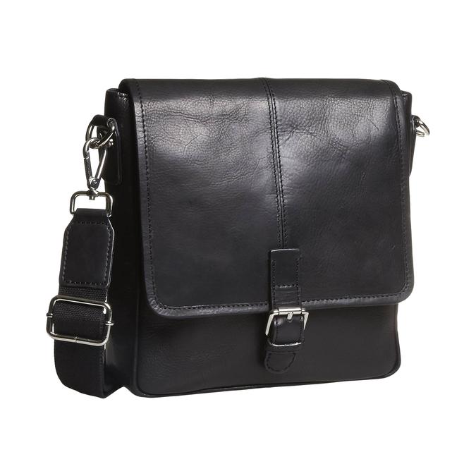 Le sac à bandoulière avec boucle Seymur bata, Noir, 964-6104 - 13