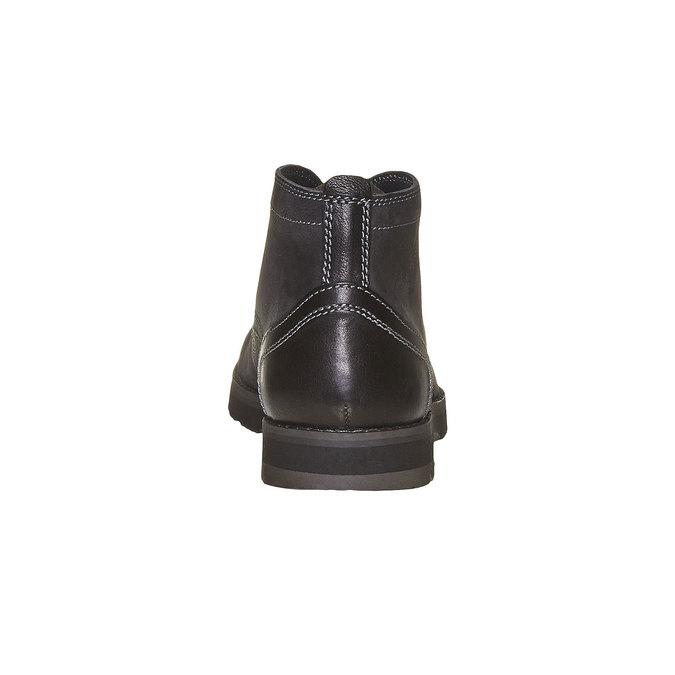 Chaussures Homme bata, Noir, 894-6630 - 17