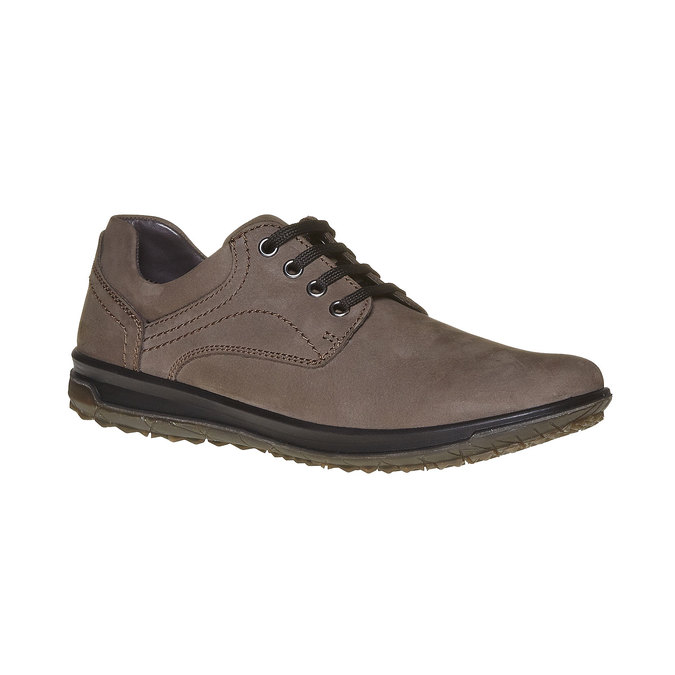 Chaussures Homme bata, Gris, 846-2683 - 13
