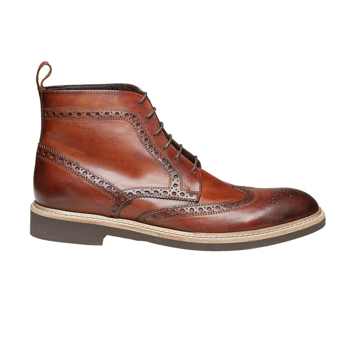Chaussures Homme bata-the-shoemaker, Brun, 824-3183 - 15