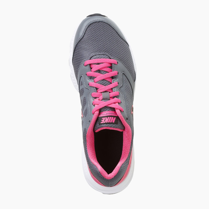 Tennis de sport Nike pour femme nike, Gris, 509-2221 - 19