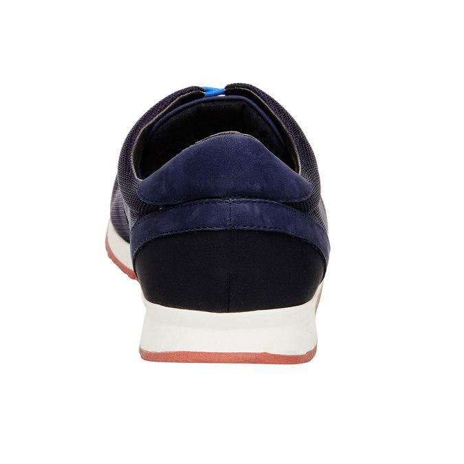 Chaussures Homme vagabond, Noir, Bleu, 849-9019 - 17