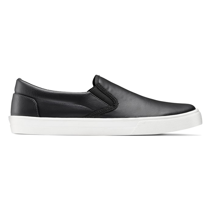 Slip on pour homme north-star, Noir, 831-6111 - 26