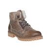 Chaussure d'hiver en cuir pour femme weinbrenner, Jaune, 594-8491 - 13