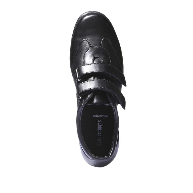 Chaussures femme sundrops, Noir, 524-6498 - 19