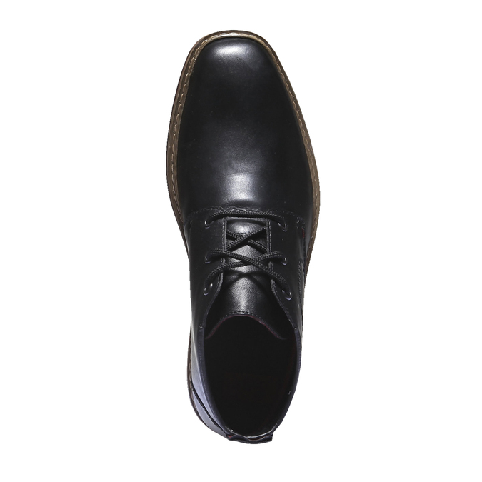 Bottines rieker, Noir, 894-6313 - 19