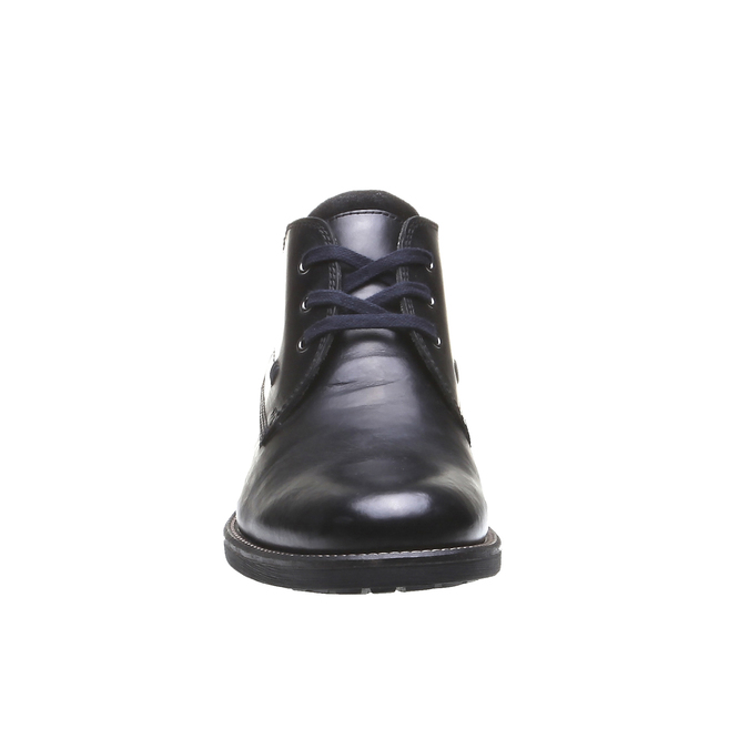 Bottines bata, Noir, 894-6661 - 16