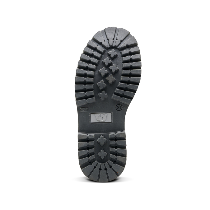 Chaussure montante d'hiver pour enfant weinbrenner-junior, Violet, 396-9263 - 17
