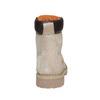 Chaussures en cuir à semelle tracteur weinbrenner, Gris, 896-2820 - 17
