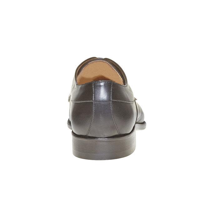 Derby homme bata-the-shoemaker, Noir, 824-6296 - 17