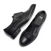 Chaussure en cuir pour femme bata, Noir, 514-6267 - 26