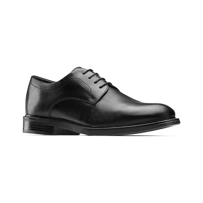 Chaussures en cuir pour hommes bata-comfit, Noir, 824-6938 - 13