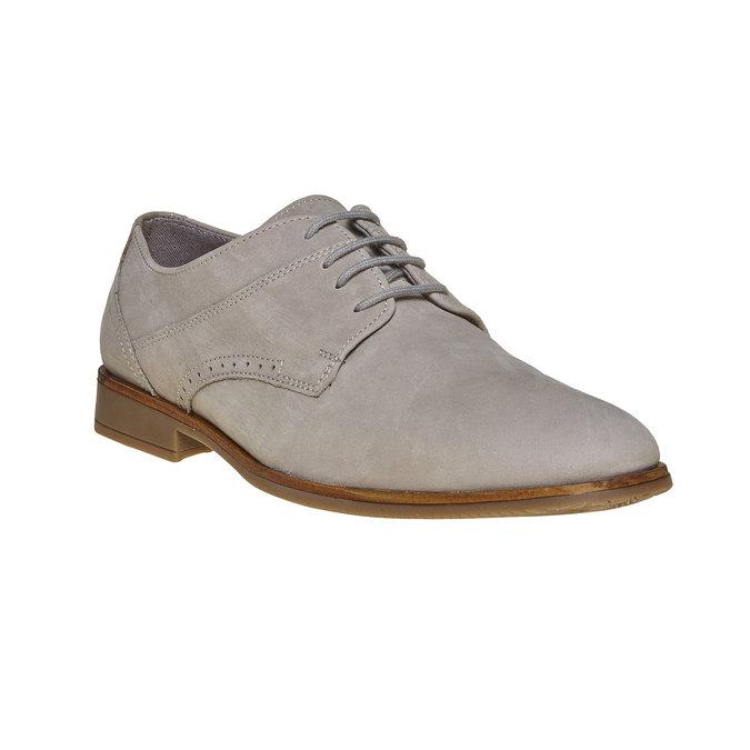 Chaussure Derby homme bata, Gris, 826-2241 - 13