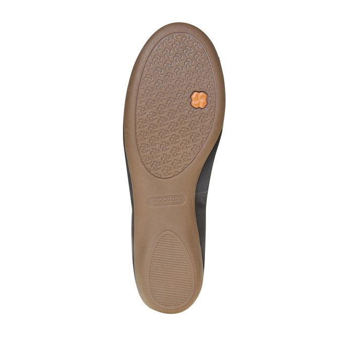 Chaussures Femme bata, Noir, 524-6485 - 26