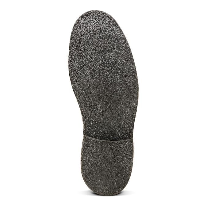 Bottine dans le style Chukka bata, Gris, 893-2275 - 17