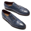 Chaussures en cuir Oxford bata-the-shoemaker, Violet, 824-9594 - 19