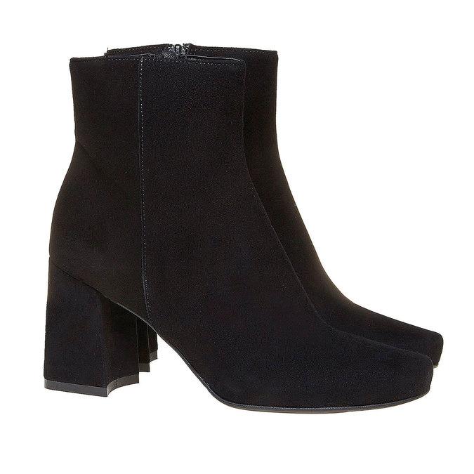 Chaussures Femme bata, Noir, 793-6573 - 26