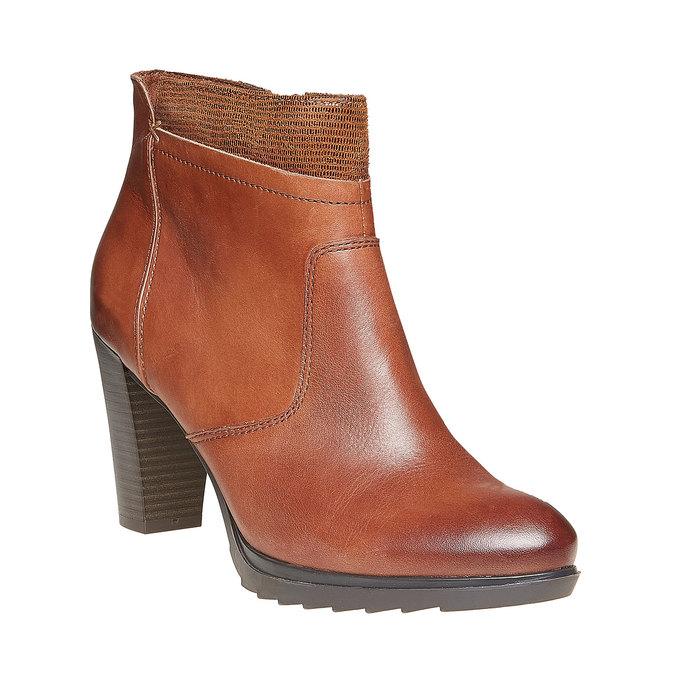 Chaussures Femme insolia, Brun, 794-3353 - 13
