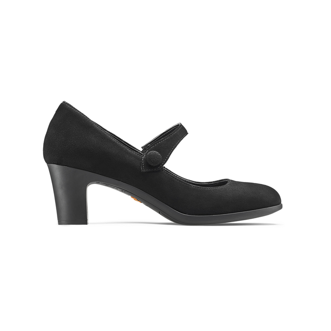 FLEXIBLE Chaussures Femme flexible, Noir, 623-6220 - 26