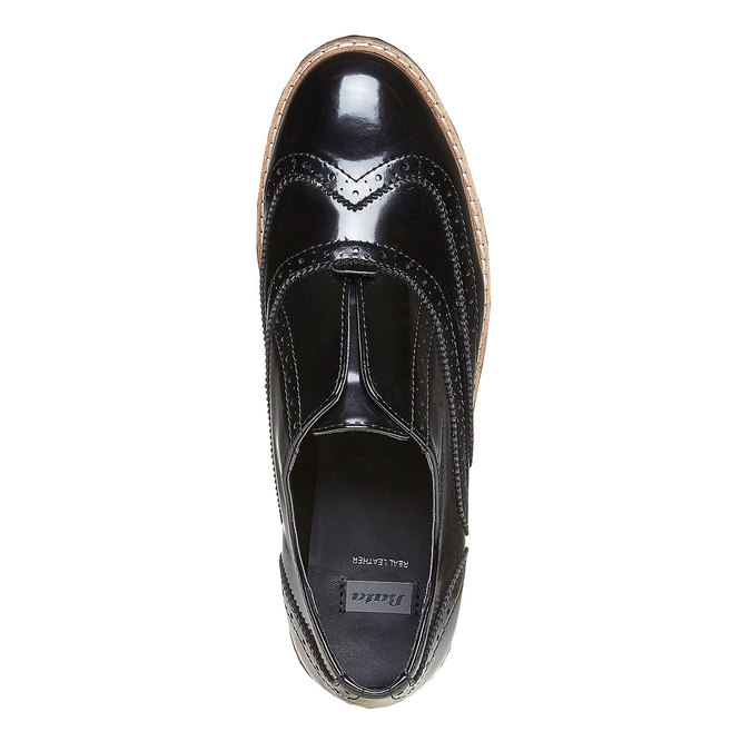 Chaussures Femme bata, Noir, 511-6194 - 19